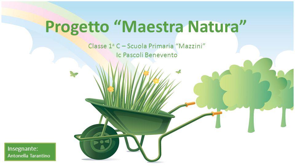Progetto Maestra Natura