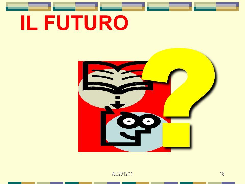 IL FUTURO AC/2012/11