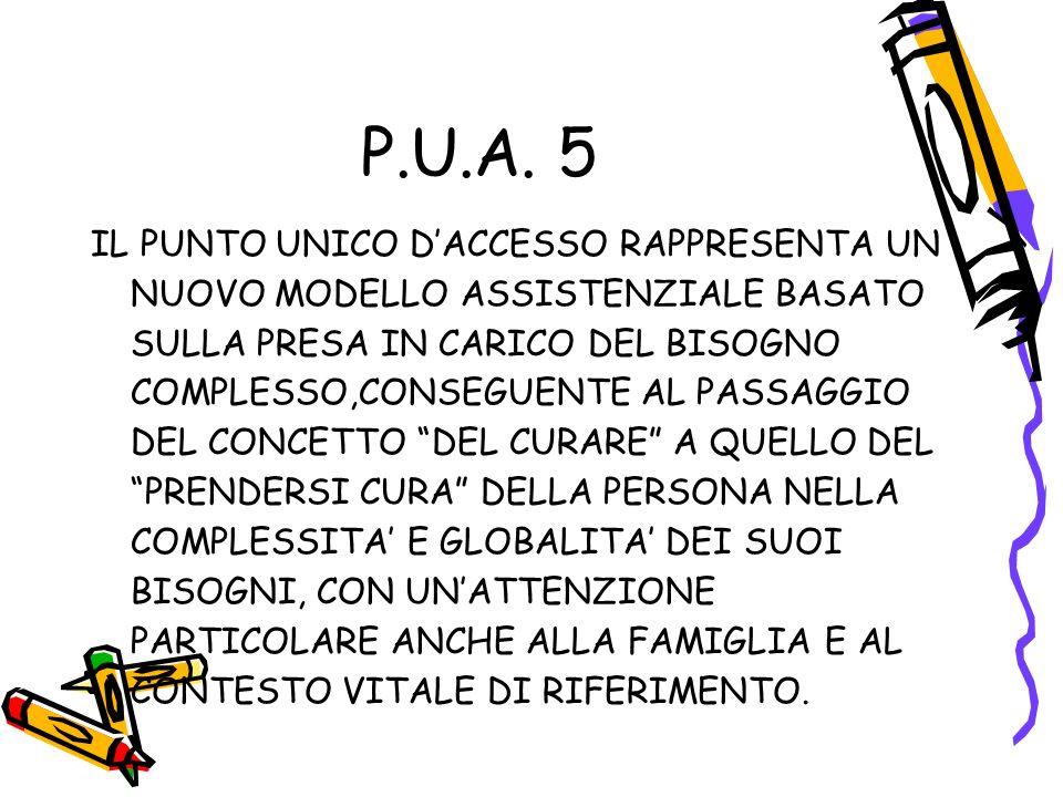 P.U.A. 5