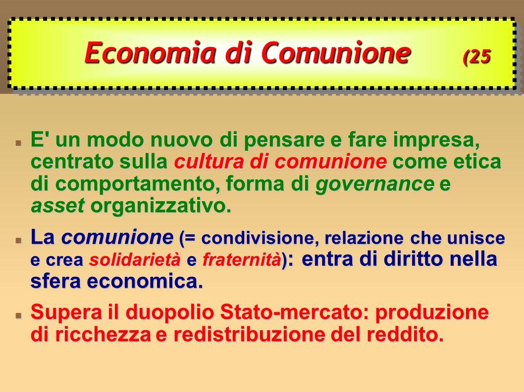 Economia di Comunione (25