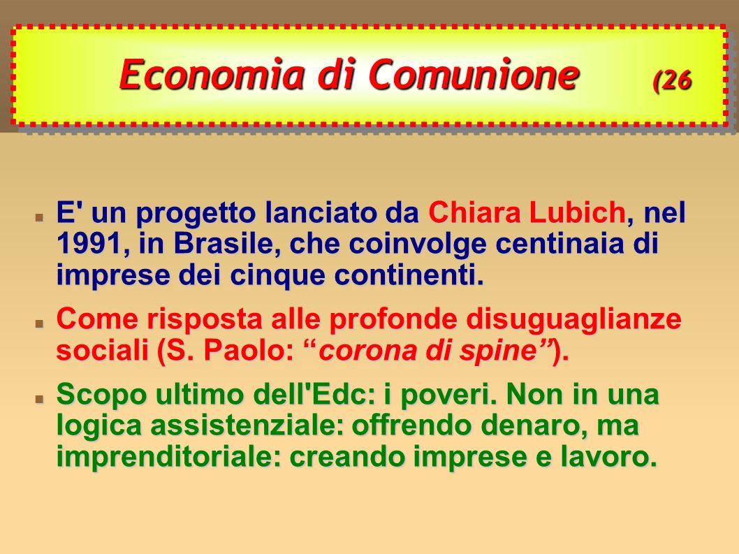 Economia di Comunione (26