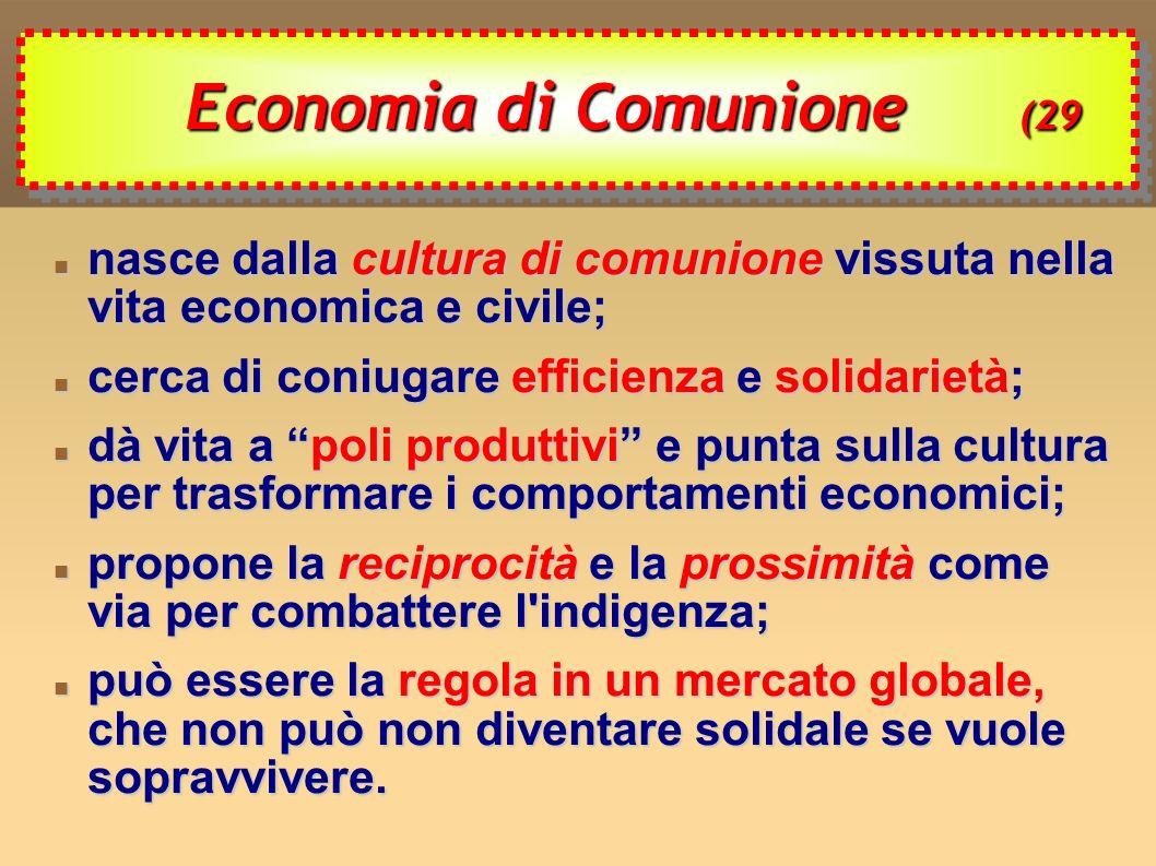 Economia di Comunione (29