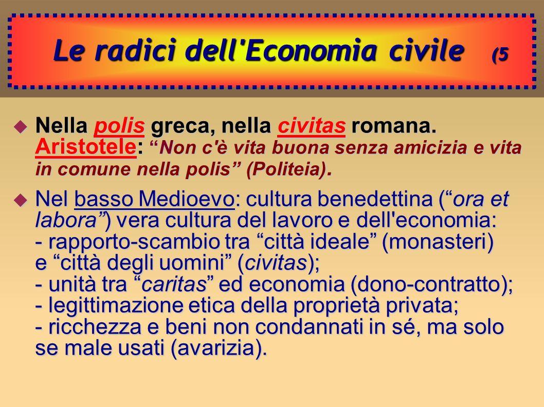 Le radici dell Economia civile (5