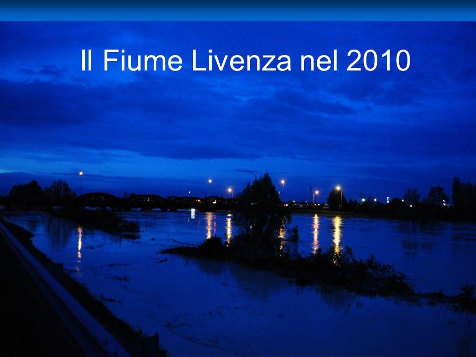 Il Fiume Livenza nel 2010 On. le Rodolfo Viola