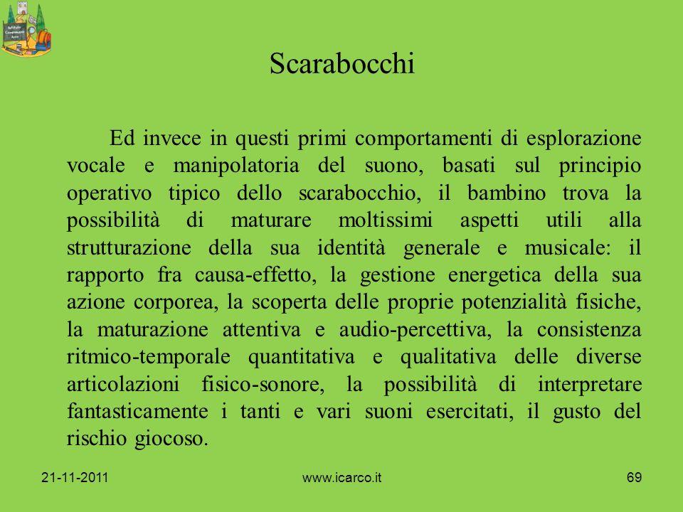 Scarabocchi