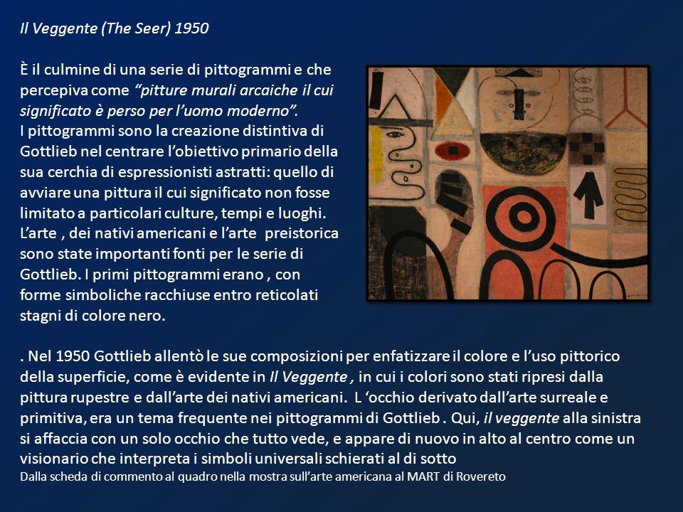 Il Veggente (The Seer) 1950