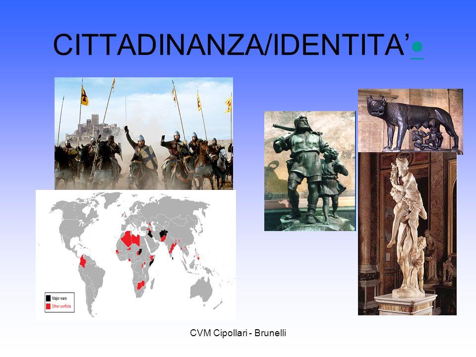 CITTADINANZA/IDENTITA'