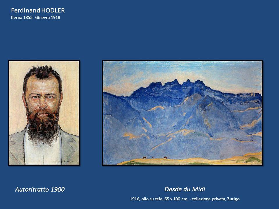 1916, olio su tela, 65 x 100 cm. - collezione privata, Zurigo