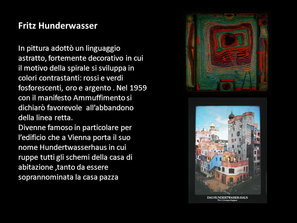 Fritz Hunderwasser