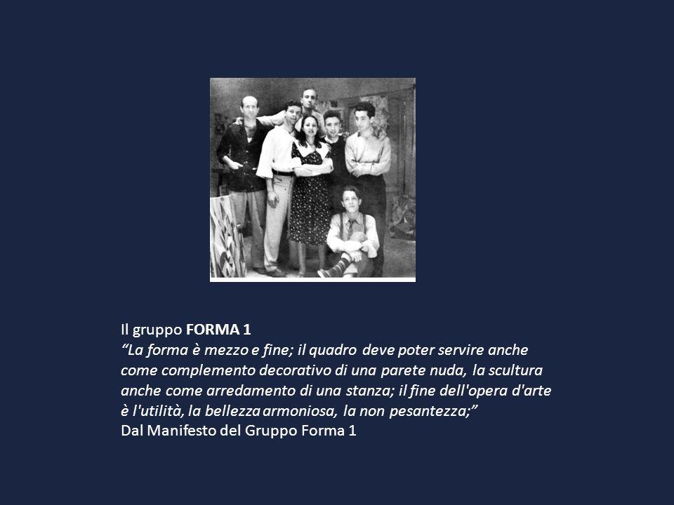 Il gruppo FORMA 1
