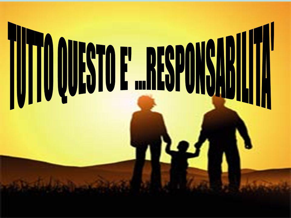 TUTTO QUESTO E ...RESPONSABILITA