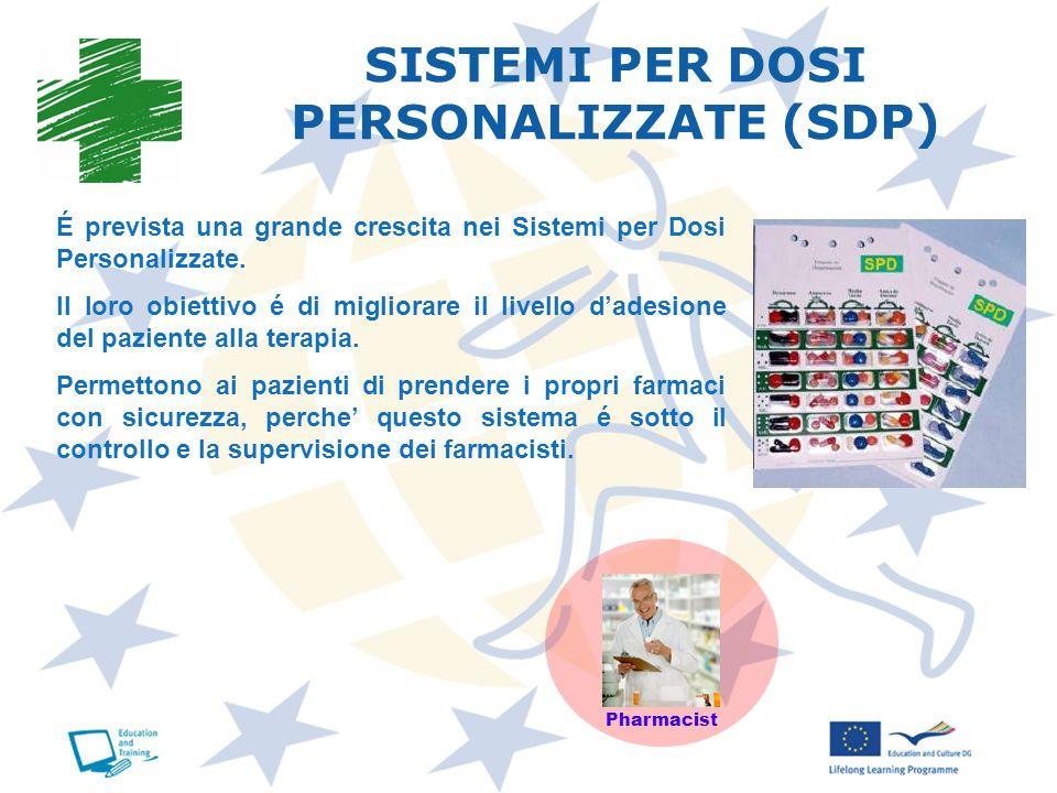SISTEMI PER DOSI PERSONALIZZATE (SDP)