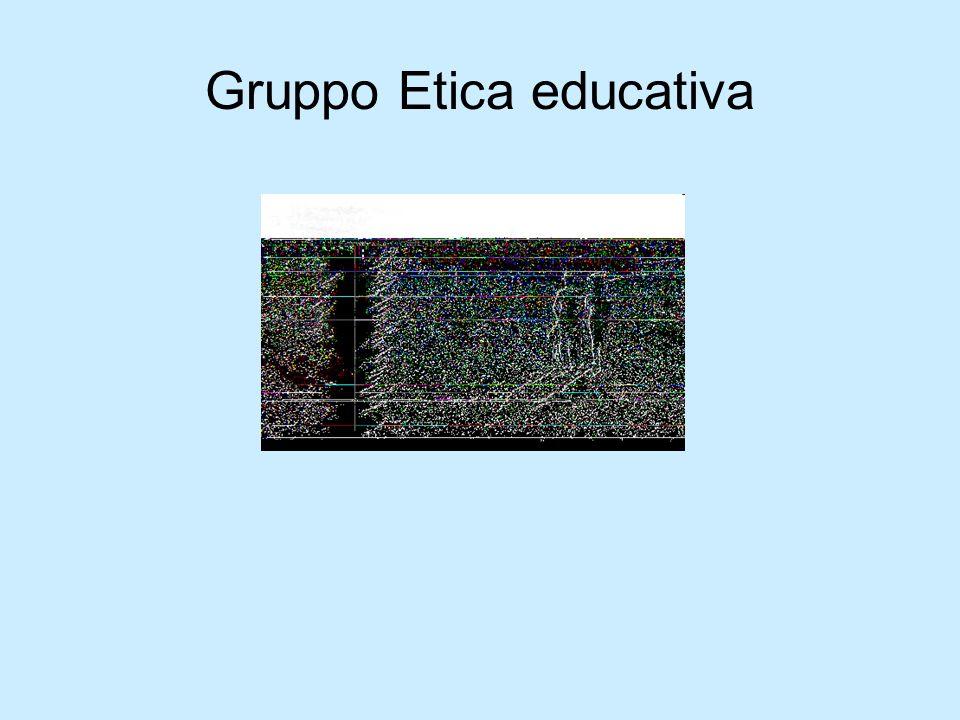 Gruppo Etica educativa