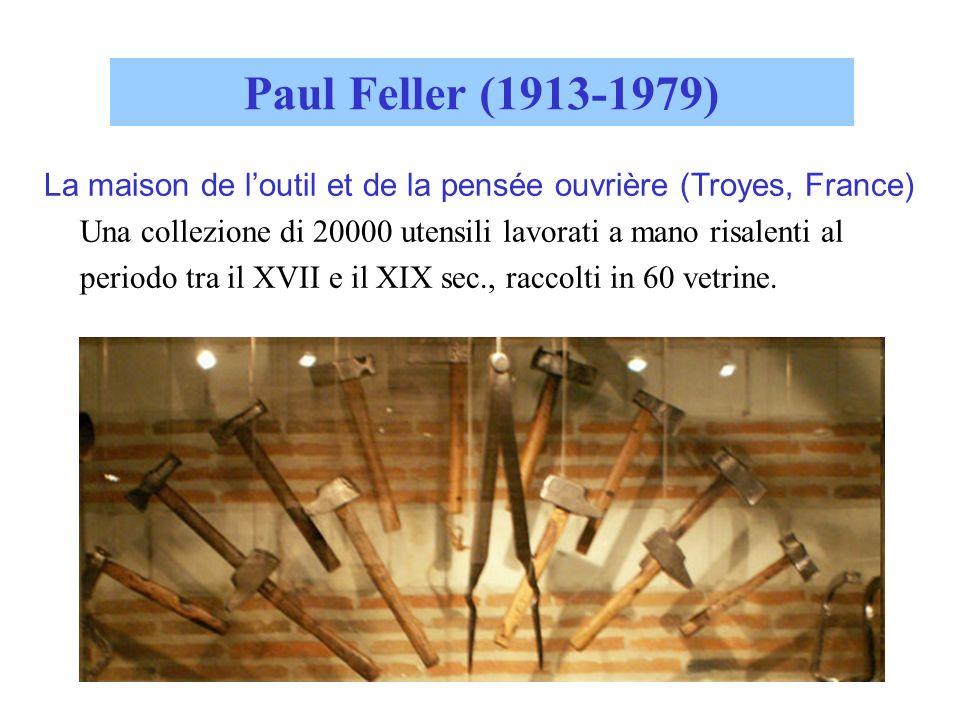Paul Feller (1913-1979)