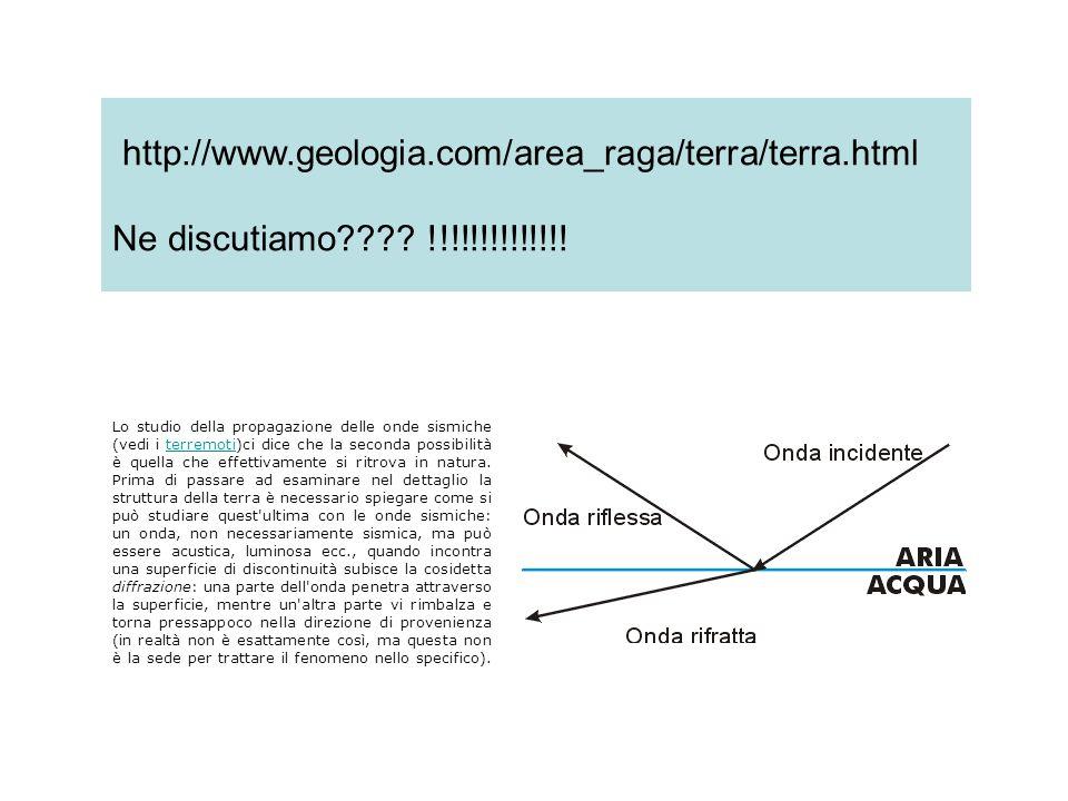 http://www.geologia.com/area_raga/terra/terra.html Ne discutiamo !!!!!!!!!!!!!!