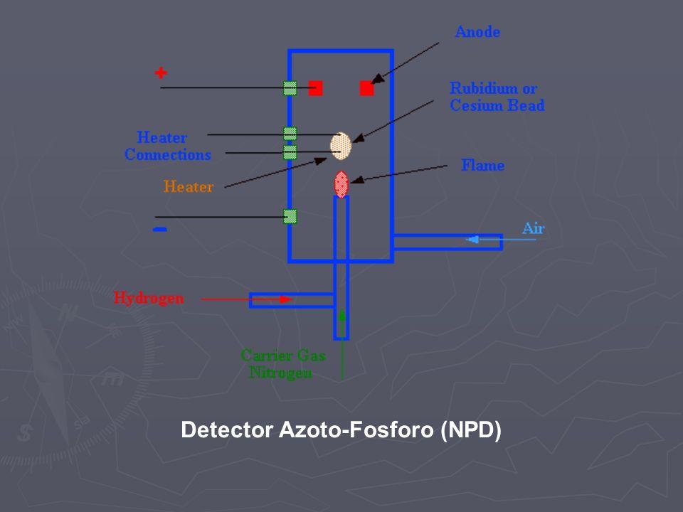Detector Azoto-Fosforo (NPD)