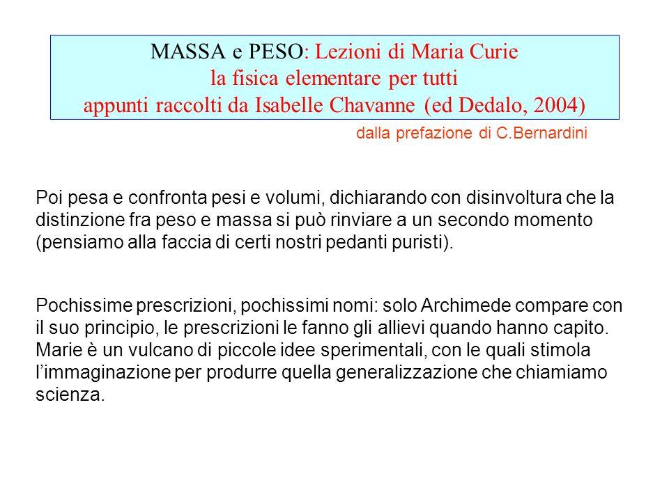 dalla prefazione di C.Bernardini