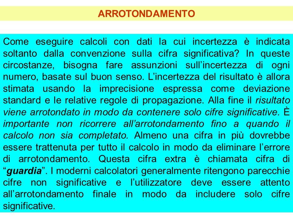 ARROTONDAMENTO