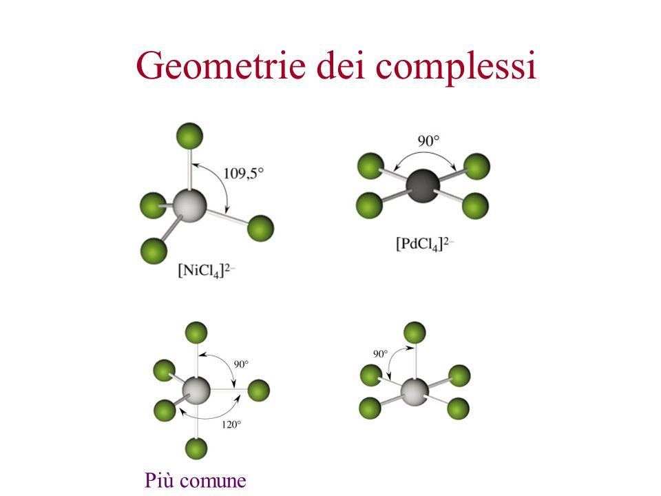 Geometrie dei complessi