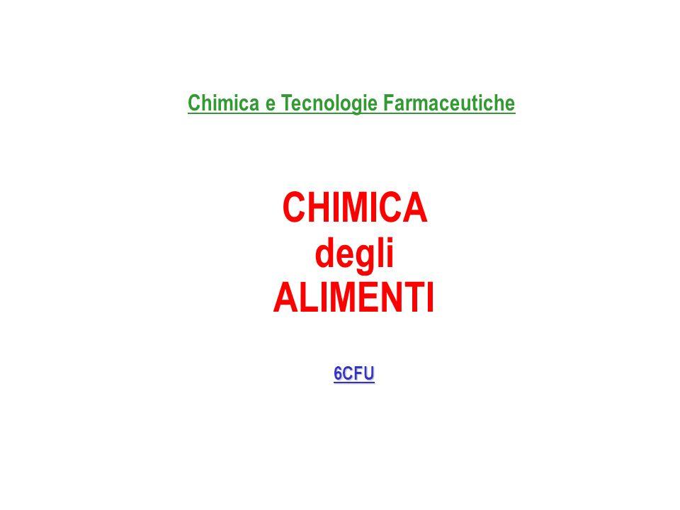 Chimica e Tecnologie Farmaceutiche