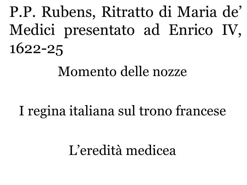 I regina italiana sul trono francese