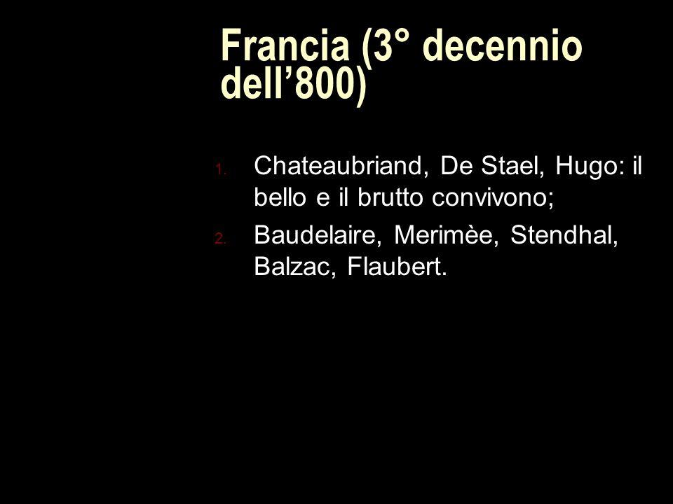 Francia (3° decennio dell'800)