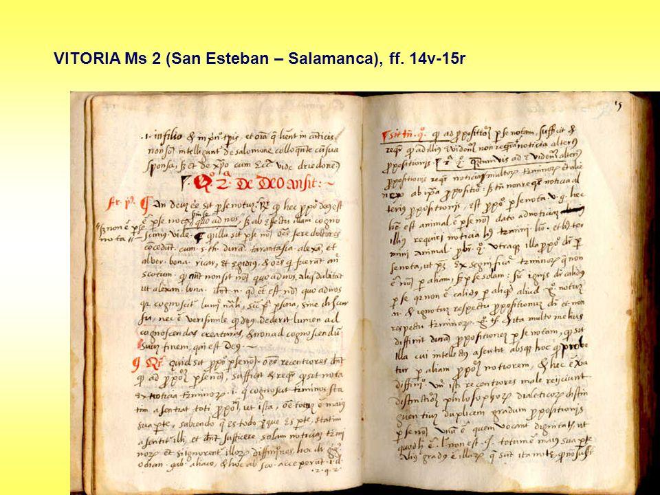 VITORIA Ms 2 (San Esteban – Salamanca), ff. 14v-15r