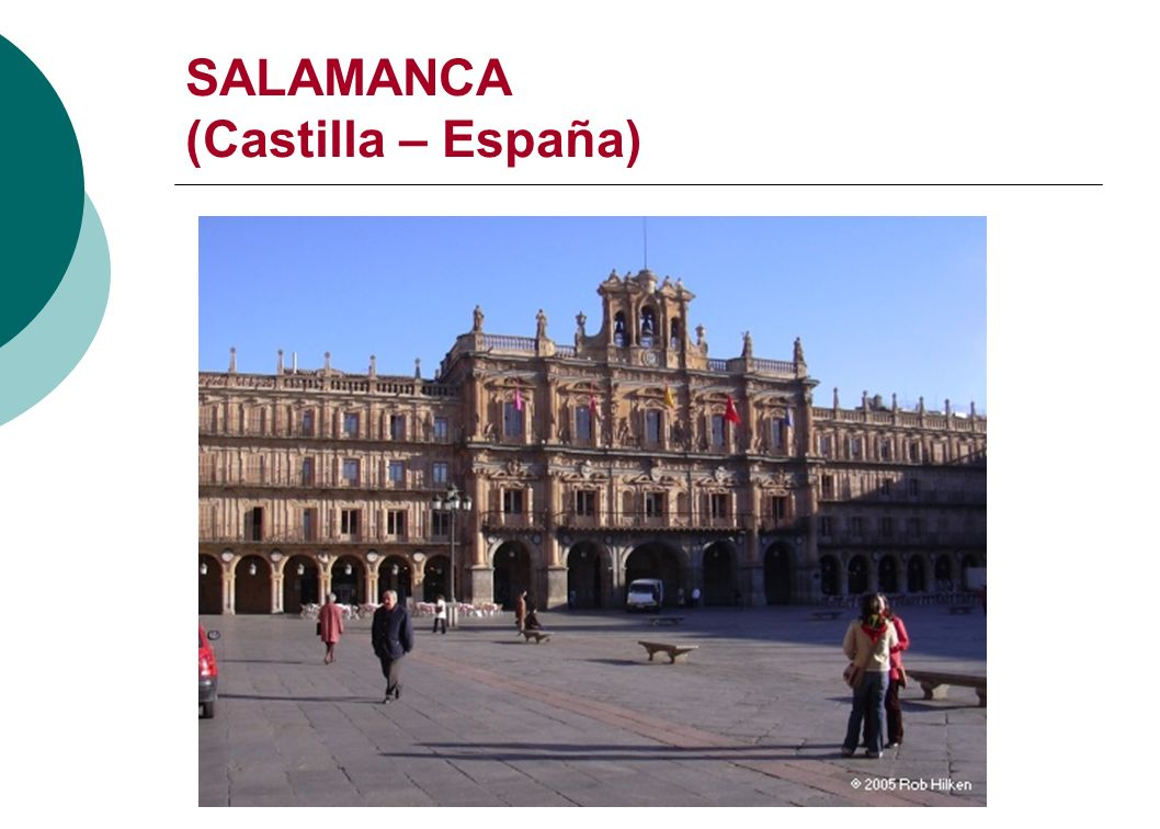 SALAMANCA (Castilla – España)