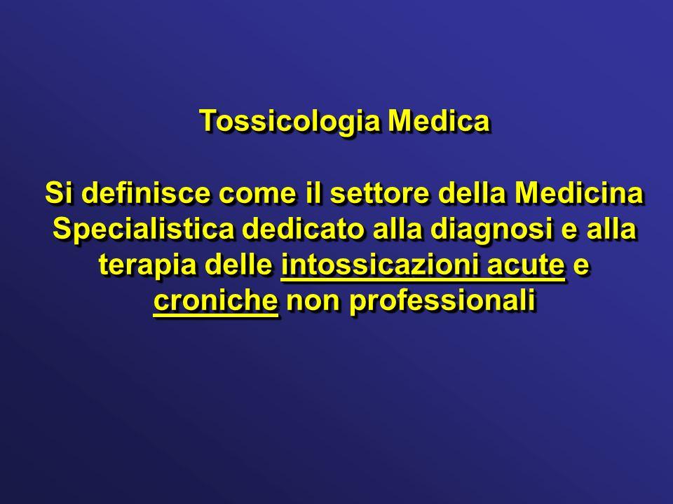 Tossicologia Medica