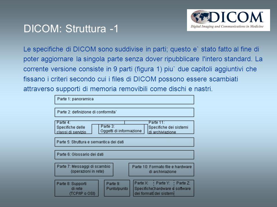 DICOM: Struttura -1
