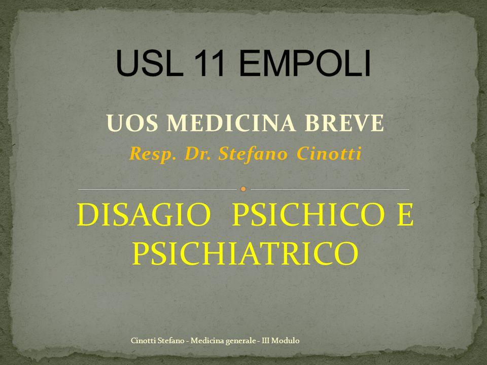 Resp. Dr. Stefano Cinotti