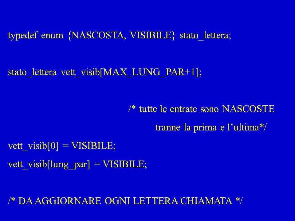 typedef enum {NASCOSTA, VISIBILE} stato_lettera;