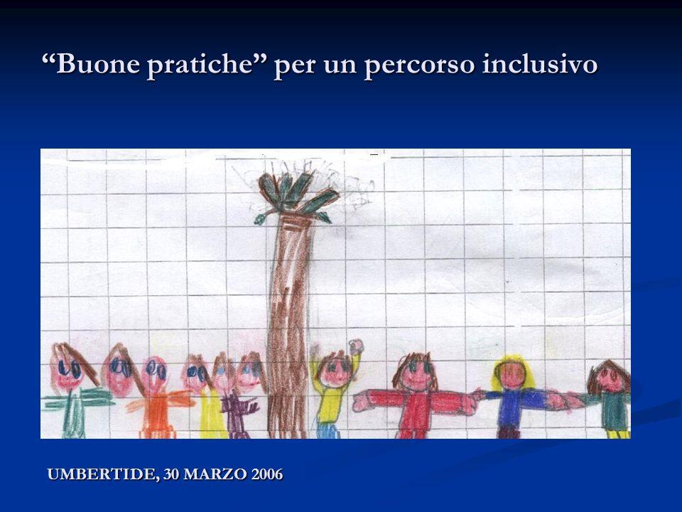 Buone pratiche per un percorso inclusivo