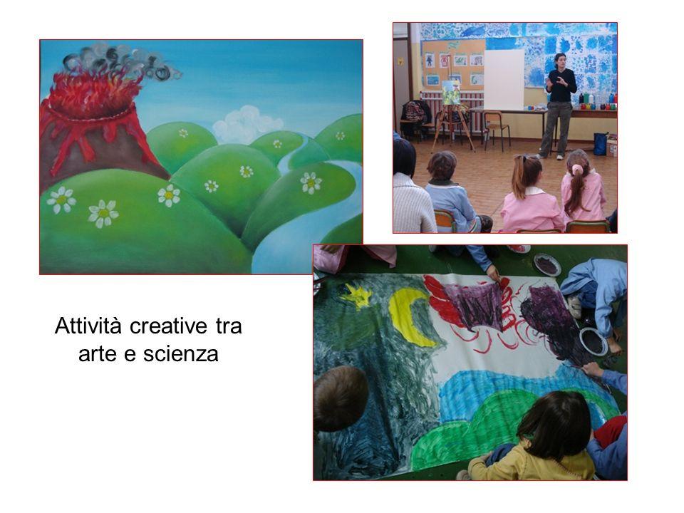 Attività creative tra arte e scienza