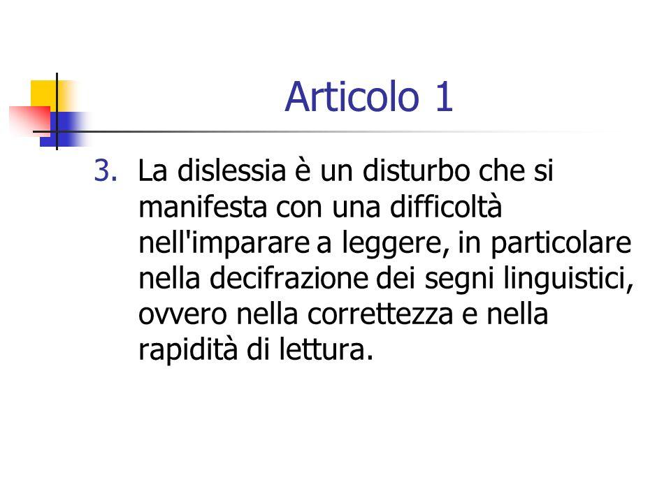 Articolo 1