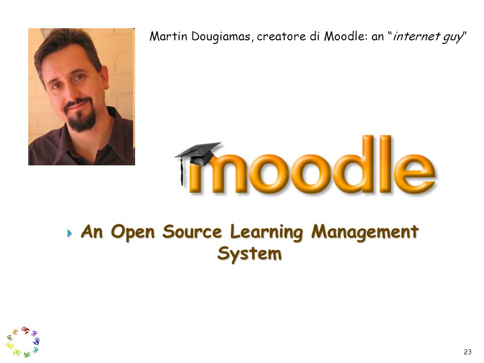 An Open Source Learning Management System