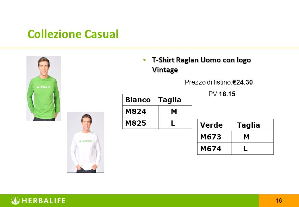 Collezione Casual T-Shirt Raglan Uomo con logo Vintage Bianco Taglia