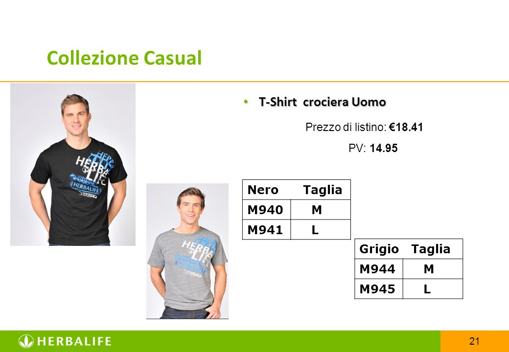 Collezione Casual T-Shirt crociera Uomo Prezzo di listino: €18.41