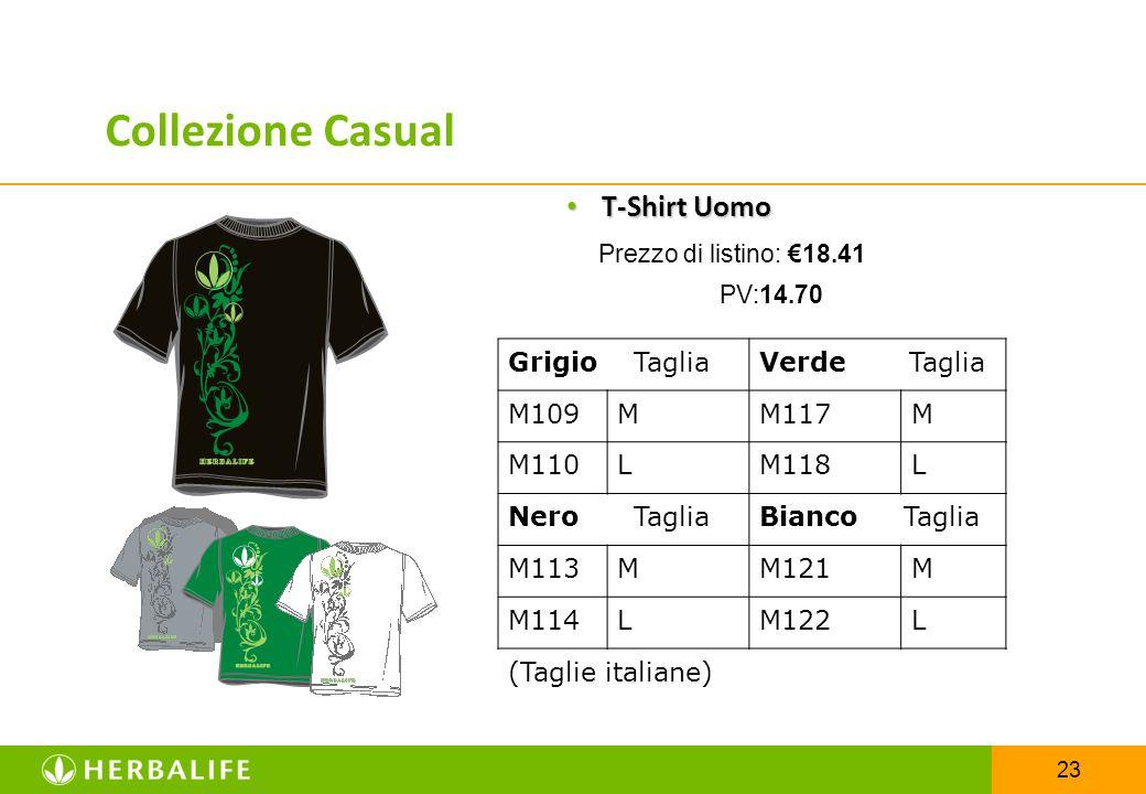 Collezione Casual T-Shirt Uomo Prezzo di listino: €18.41 Grigio Taglia