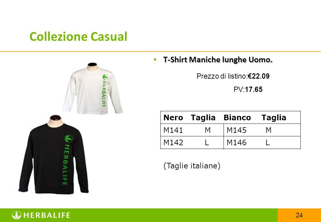 Collezione Casual Prezzo di listino:€22.09