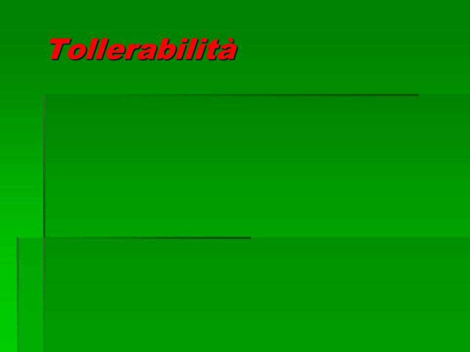 Tollerabilità