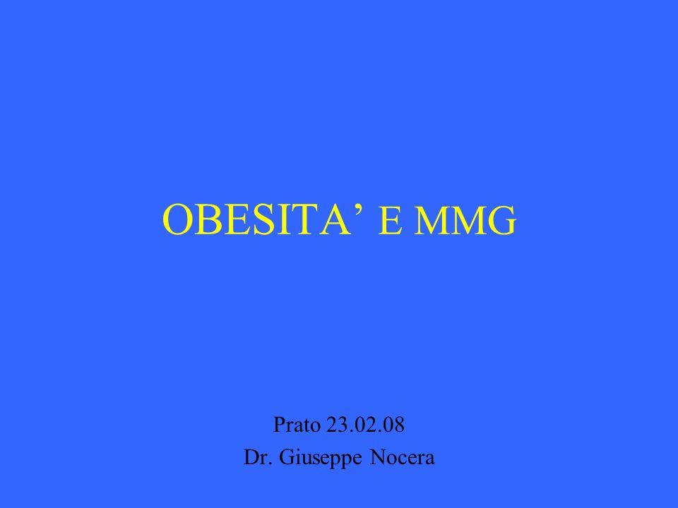 Prato 23.02.08 Dr. Giuseppe Nocera