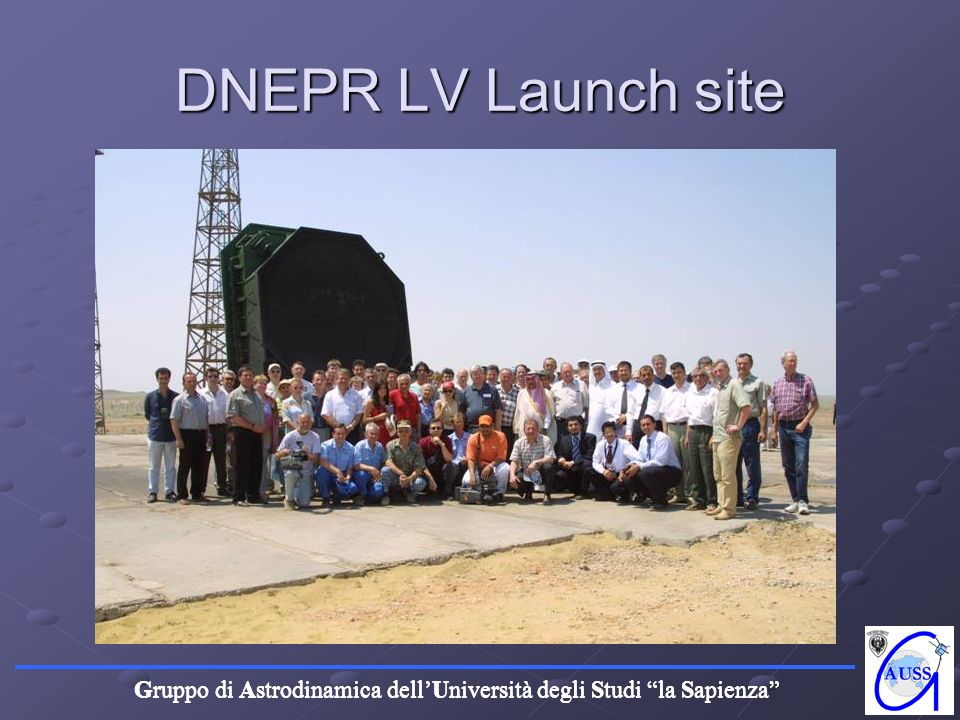 DNEPR LV Launch site