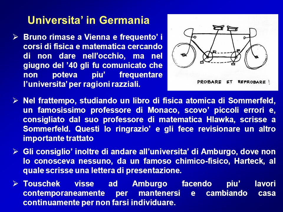 Universita' in Germania
