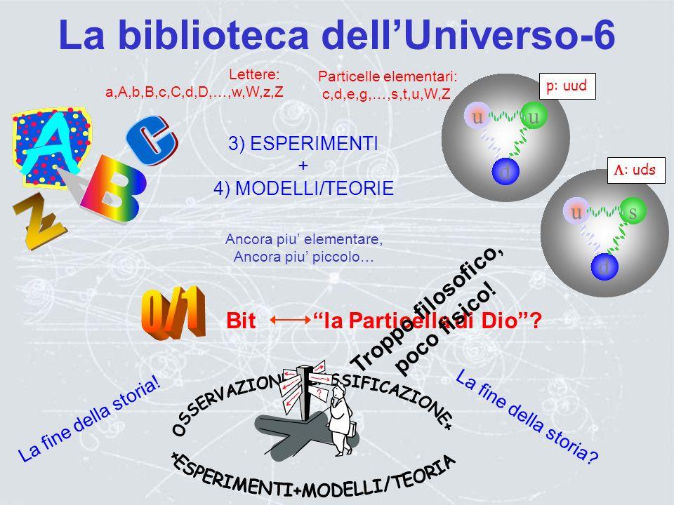 La biblioteca dell'Universo-6