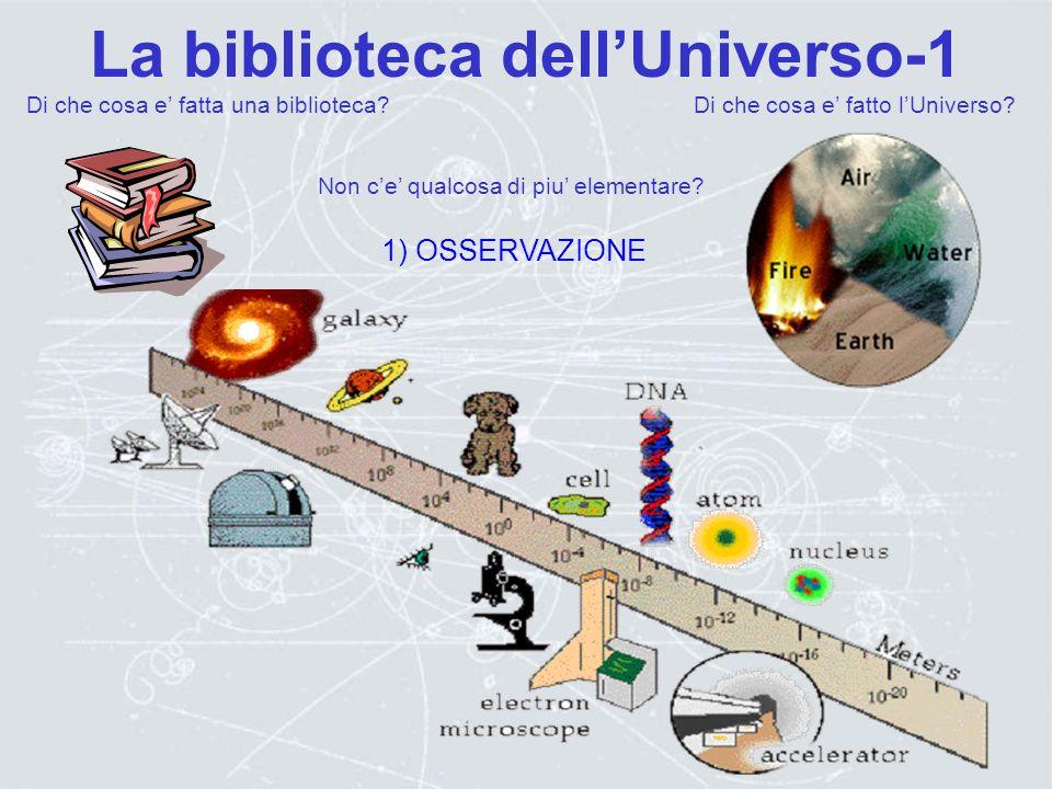 La biblioteca dell'Universo-1