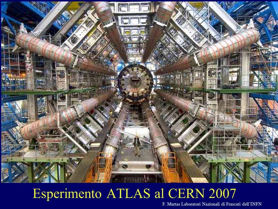 Esperimento ATLAS al CERN 2007