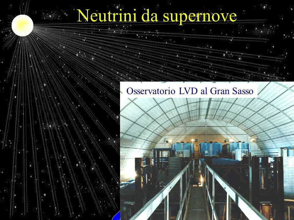 Osservatorio LVD al Gran Sasso