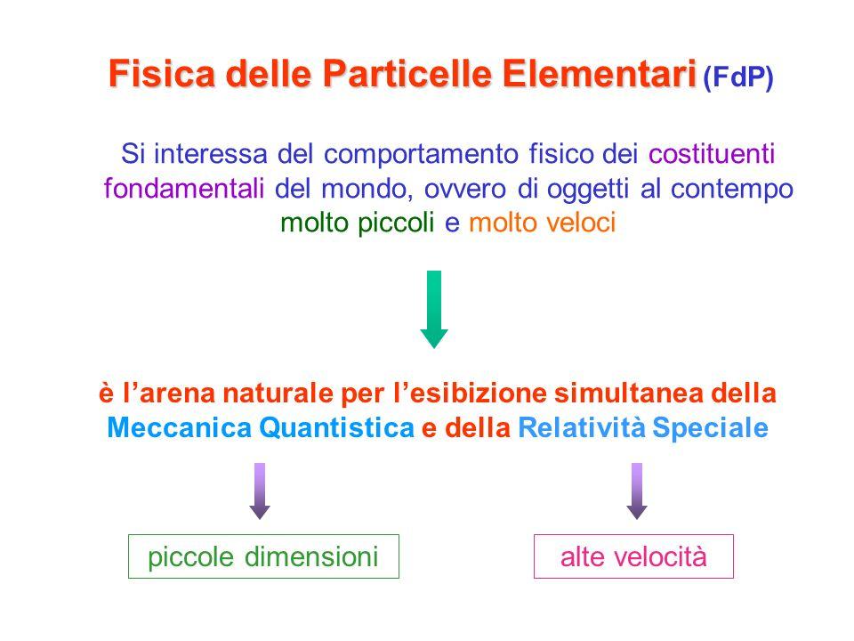 Fisica delle Particelle Elementari (FdP)