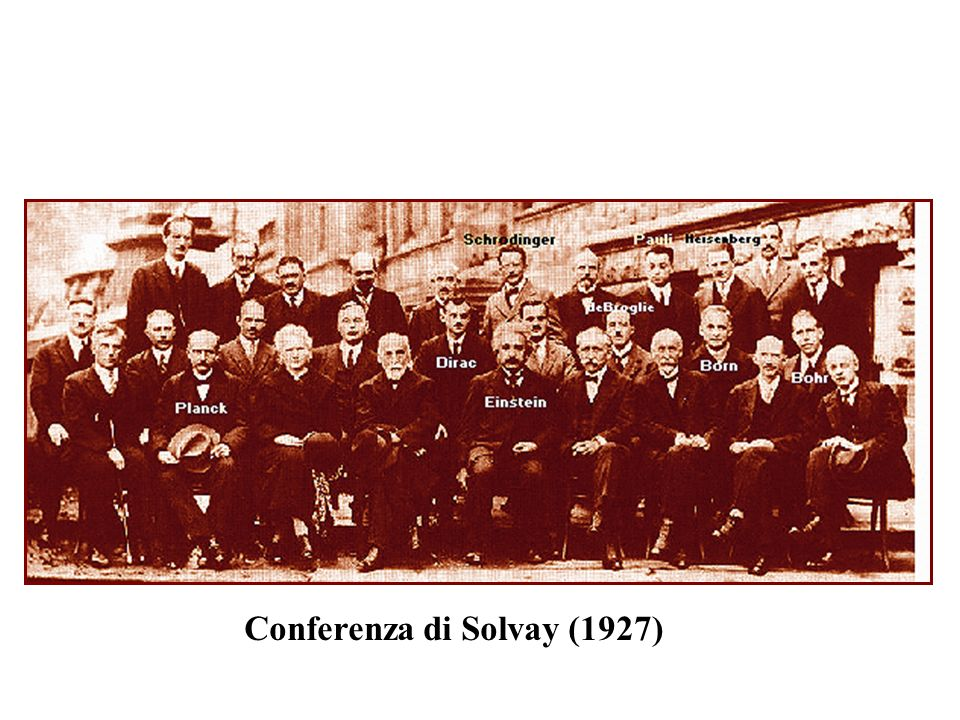 Conferenza di Solvay (1927)